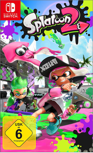 Switch: Splatoon 2