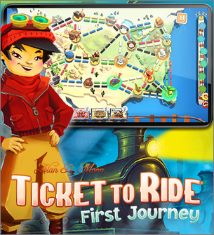 PC: Ticket to Ride