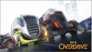 Anki Overdrive Supertrucks