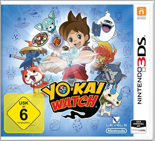 Nintendo 3DS - Yo-Kai Watch