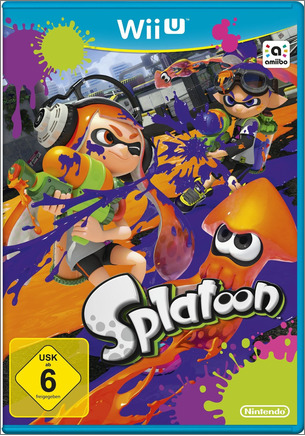 WiiU: Splatoon