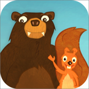 Squirrel & Bär App