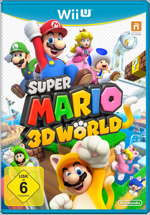 Wii U: Super Mario 3D World