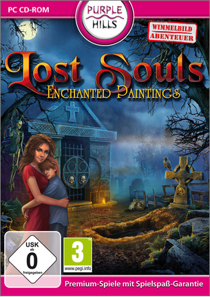 Lost Souls - Echanted Paintings
