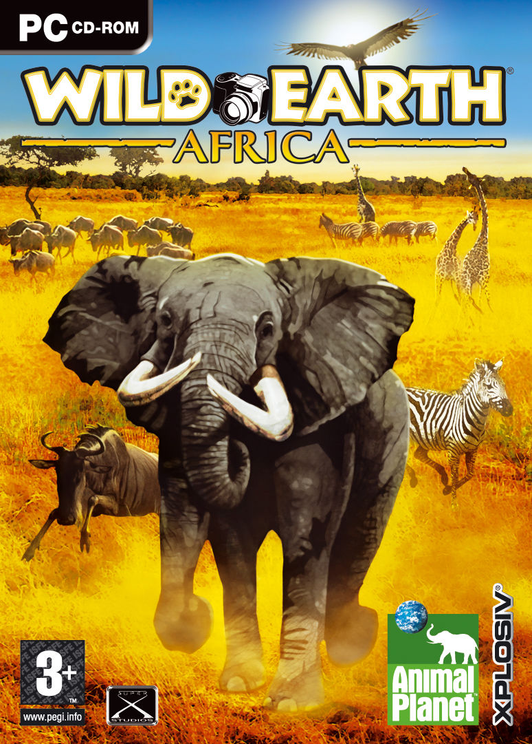 Wild Earth - Africa