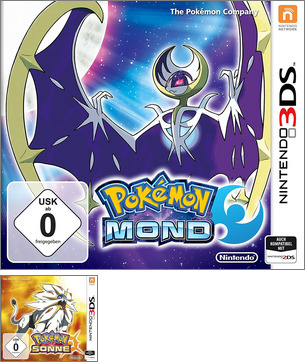 3DS: Pokemon Sonne/Mond