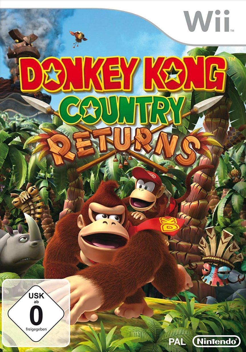 Donkey Kong Country - Wii