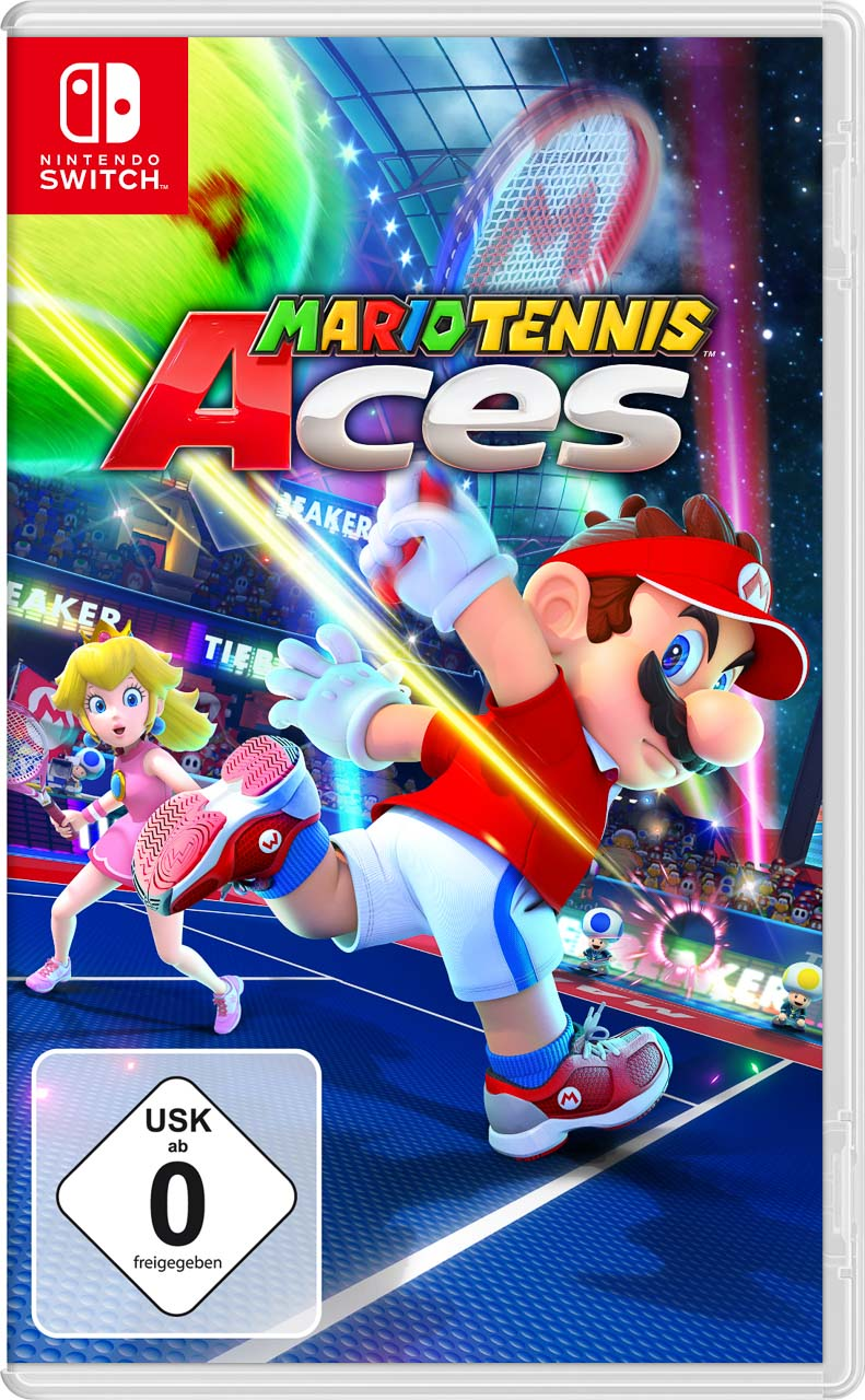 Switch: Mario Tennis Aces (Nintendo)