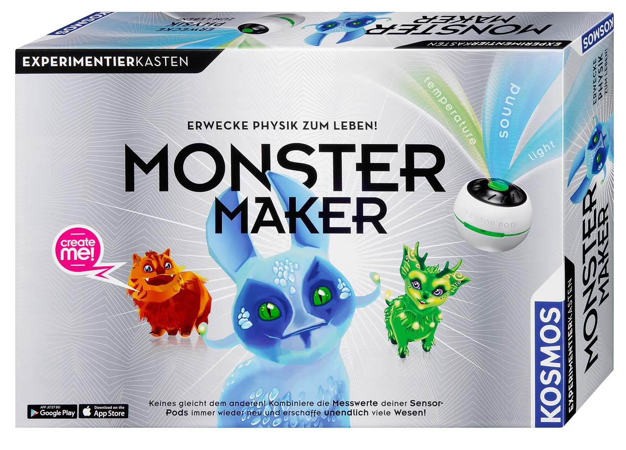 Experimentierkasten: Monster Maker (Kosmos)