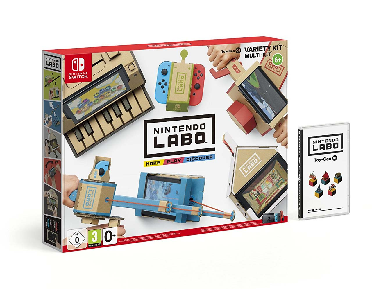 Switch: Nintendo Labo (Nintendo)