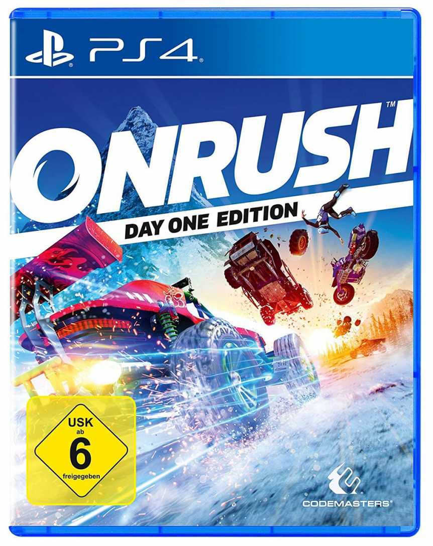 PS4: Onrush (Deep Silver)