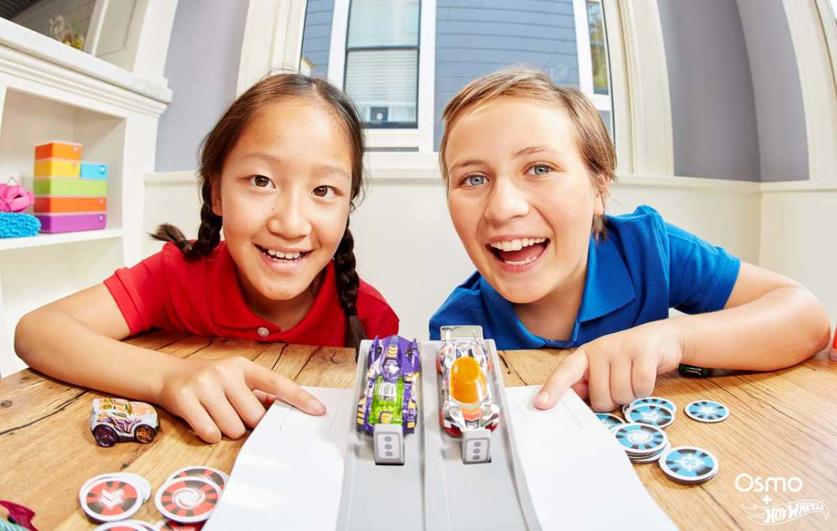 Rennspiel: Osmo Hot Wheels Mind Racers (Tangible Play)