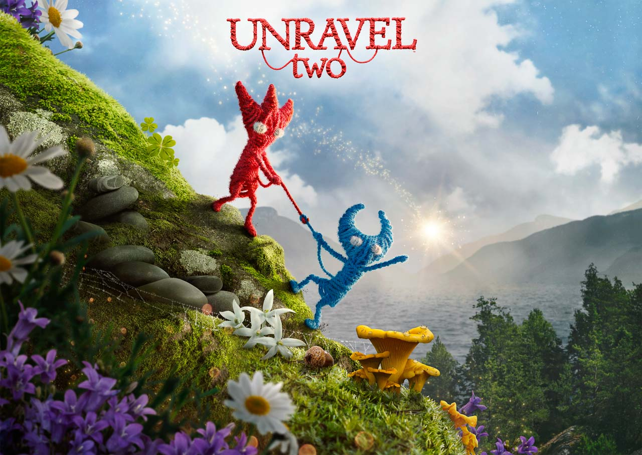 PS4: Unravel Two (EA)
