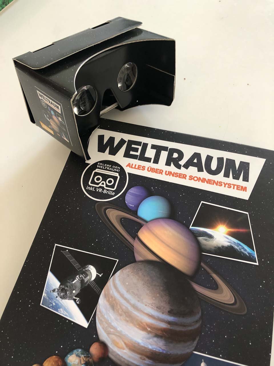 Virtual Reality: Carlsen Weltraum VR (Carlsen)