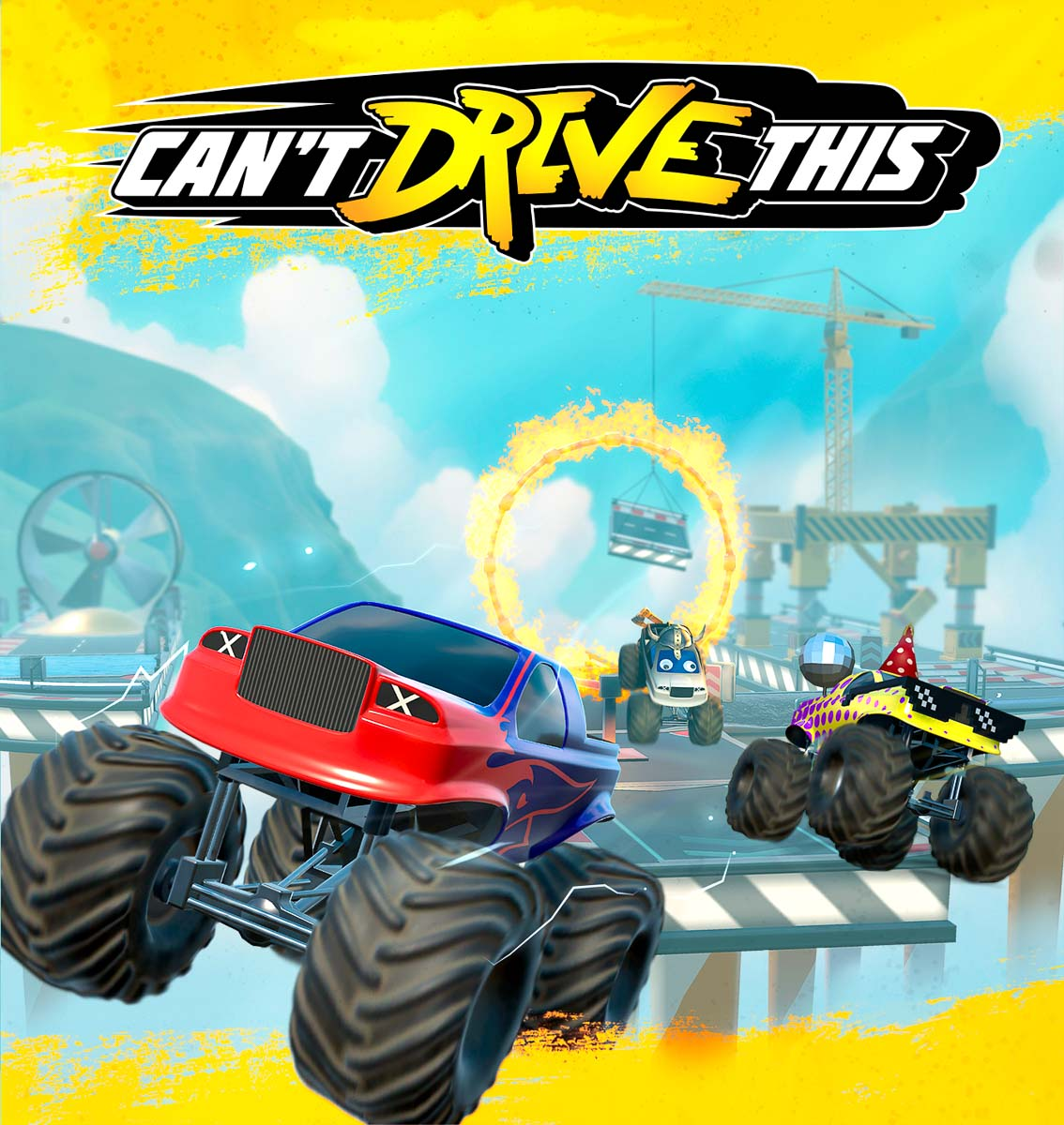CantDriveThis